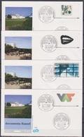 BRD FDC 1997 Nr.1927 - 1930 Aus Block 39 10.dokumenta, Kassel ( D 2406 ) Günstige Versandkosten - [7] République Fédérale