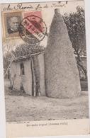 Argentine   Un Rancho Original  Chimenea Criolla - Argentina