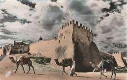AGADIR L'Entrée De La Casbah 1009J - Agadir
