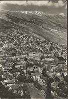 GJINOKASTER PAMJE ALBANIA, PC REAL FOTO, Circulated - Albanien