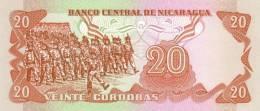 NICARAGUA P. 135 20 C 1979 UNC - Nicaragua