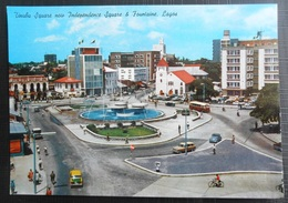 NIGERIA, Lagos - Tinubu Square - Nigeria