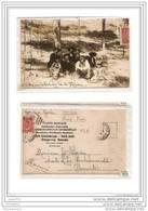 6341 AK /PC/ CARTE PHOTO/1063/LAC XOCHIMILCO/1905/PRECURSEU R - Messico