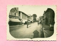 PHOTO - 26 / DRÔME - ST / SAINT DONAT Prés VALENCE / TAIN L'HERMITAGE - AVENUE BERT - FIN DES ANNEES 40 - - Lieux