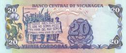NICARAGUA P. 152 20 C 1985 UNC - Nicaragua