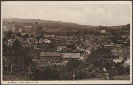 General View, Bampton, Oxfordshire, C.1920s - Postcard - England