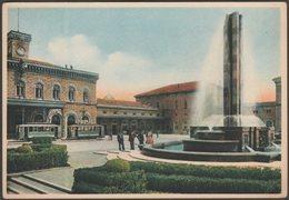 Stazione Ferroviaria, Bologna, Emilia, C.1940 - Beretta E Giacomoni Cartolina - Bologna