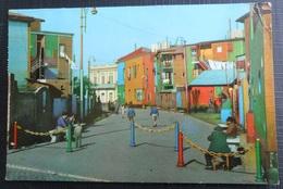 Buenos Aires, Barrio De La Boca, La Calle Caminito, Boca Quarter, Caminito Street - Argentina