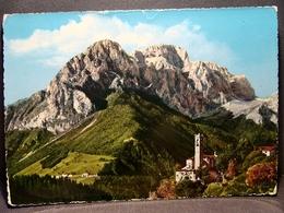 (FG.I49) LA PRESOLANA - PANORAMA CON CHIESA (BERGAMO) Viaggiata 1960 - Bergamo