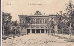 AK - Wien - K.k. STAATSBAHNHOF (Ostbahnhof) Am Ghegaplatz 1911 - Altri