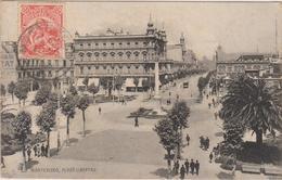 Uruguay  Montevideo    Plaza Libertad - Uruguay