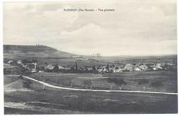 Cpa Plesnoy - Vue Générale - France