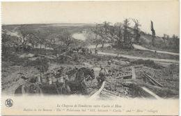 GUERRE 14 18 SOMME LE CHAPEAU DE GENDARME ENTRE CULU ET HEM - Guerre 1914-18