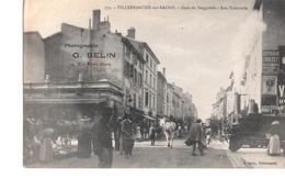 VILLEFRANCHE GARE DU BEAUJOLAIS - Villefranche-sur-Saone