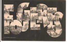 L20H_126 - Fougères - Carte Multi-vues - Fougeres