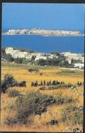 PUGLIA - GALLIPOLI - PANORAMA - FORMATO GRANDE 17X12 - VIAGGIATA 2003 - Italy