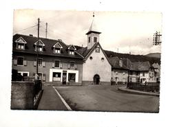 Carte Oberbruck Eglise Cachet Rural Sur Carré Tir à L'arc - France
