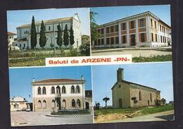 CPSM ITALIE - ARZENE - Saluti Da Arzene - TB CP Multivue - Other Cities