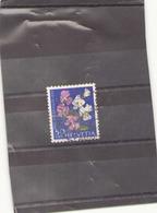 SUISSE 1959 N° 638 OBLITERE - Usados