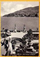 CP Ediz.:A.Preda-Lago Maggiore -Isola Bella- Giardino - Novara