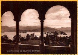 CP Ediz.:A.Preda-Lago Maggiore - Le Isole Viste Da STRESA - Novara