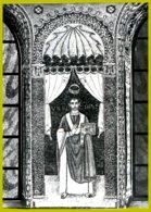 CP Vera Fotografia-ediz.:Tarantola.-RAVENNA S. APOLLINARE IN CLASSE -S.Ursicino Vescovo ( MOSAICO Dell'ABSIDE) - Ravenna