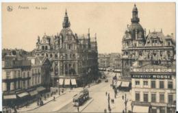 Antwerpen - Anvers - Cafe Des Arts - Patisserie Tielemans - Rue Leys - Ern. Thill Série 25 No 12 - Antwerpen