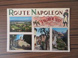 Saint Vallier De Thiey ( Alpes Maritimes )        Route Napoléon - Frankrijk