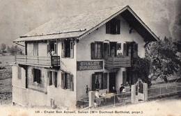 SALVAN   -  Chalet Bon Accueil - Suisse