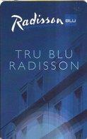 POLONIA KEY HOTEL   Radisson BLU - TRU BLU Radisson - Galeria Dominikanska - Hotel Keycards