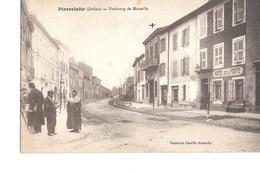 PIERRELATTE FAUBOURG DE MARSEILLE HOTEL - France