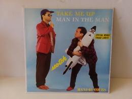 MAXI 45 TOURS SCOTCH TAKE ME UP / MAN IN THE MAN - 45 Rpm - Maxi-Single