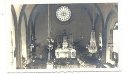 PHOTO CARD BANGKOK - Inside CARMEL Church - Thaïlande