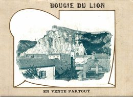 CHROMO  BOUGIE DU LION  DINANT  CITADELLE - Other