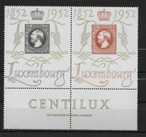 LUXEMBOURG - 1952 - YVERT N° 454A ** / MNH  - COTE = 120 EUR. - Luxemburg