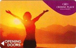 ISRAELE KEY HOTEL  Crowne Plaza - Crowneplaza-il.co.il - Opening Doors - Hotel Keycards
