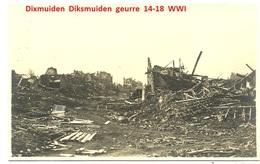 Diksmuide - Flandern - Klerken ?- Houthulst ? - Allemande Guerre 14-18 Photo  WWI  (  2-3  ) - Bélgica