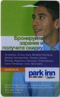 RUSSIA KEY HOTEL  Park Inn By Radisson, Club Carlson - Hotel Keycards