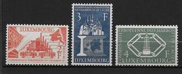 LUXEMBOURG - 1956 - YVERT N° 511/513 ** / MNH  - COTE = 75 EUR. - Luxemburg
