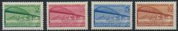 Jugoslawien 548-551 Postfrisch - Donau-Konferenz 1948 (Mitläuferausgabe)        - Ohne Zuordnung