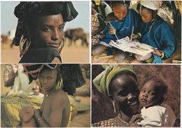 Gf. NIGER. 12 Cartes - Niger