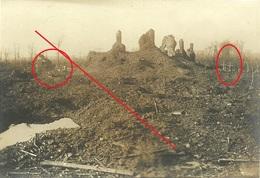 Diksmuide - Flandern - Klerken ?- Houthulst ? - Allemande Guerre 14-18 Photo  WWI  (  3-3  ) - Guerre 1914-18