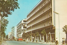 Skopje - Ulica Gjuro Salaj , Bus 1964 - Macédoine