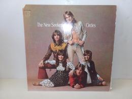 33 TOURS THE NEW SEEKERS CIRCLES ELEKTRA 75034 DANC DANCE DANCE + 11 - Vinyl Records