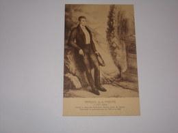 Marquis De La Fayette.1757 - 1854.Commanda La Garde Nationale En 1789 Et En 1830. - Paintings