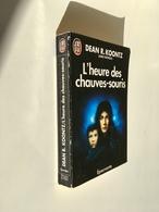 Collection J'AI LU ÉPOUVANTE N° 2263  L'heure Des Chauves-souris  Dean R. KOONTZ  475 Pages - 1992 - J'ai Lu