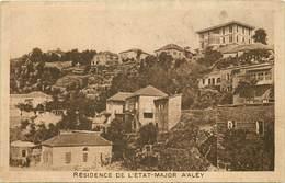 RÉSIDENCE DE L'ETAT MAJOR A ALEY - Liban