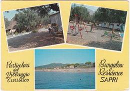 Gf. Bungalow Residence SAPRI - Salerno