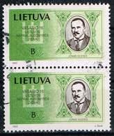 Litauen 1993, Michel# 517 O - Lithuania