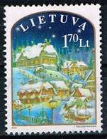 Litauen 2003, Michel# 831 O     Christmas And New Year - Lithuania